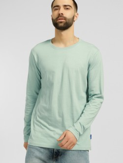 Blue Saint Basic Long Sleeve T-Shirt