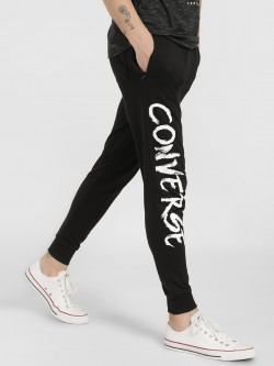 Converse Large Side Print Joggers