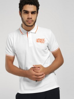 Converse Embroidered Logo Polo Shirt