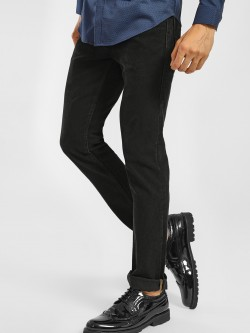 Indigo Nation Basic Slim Jeans