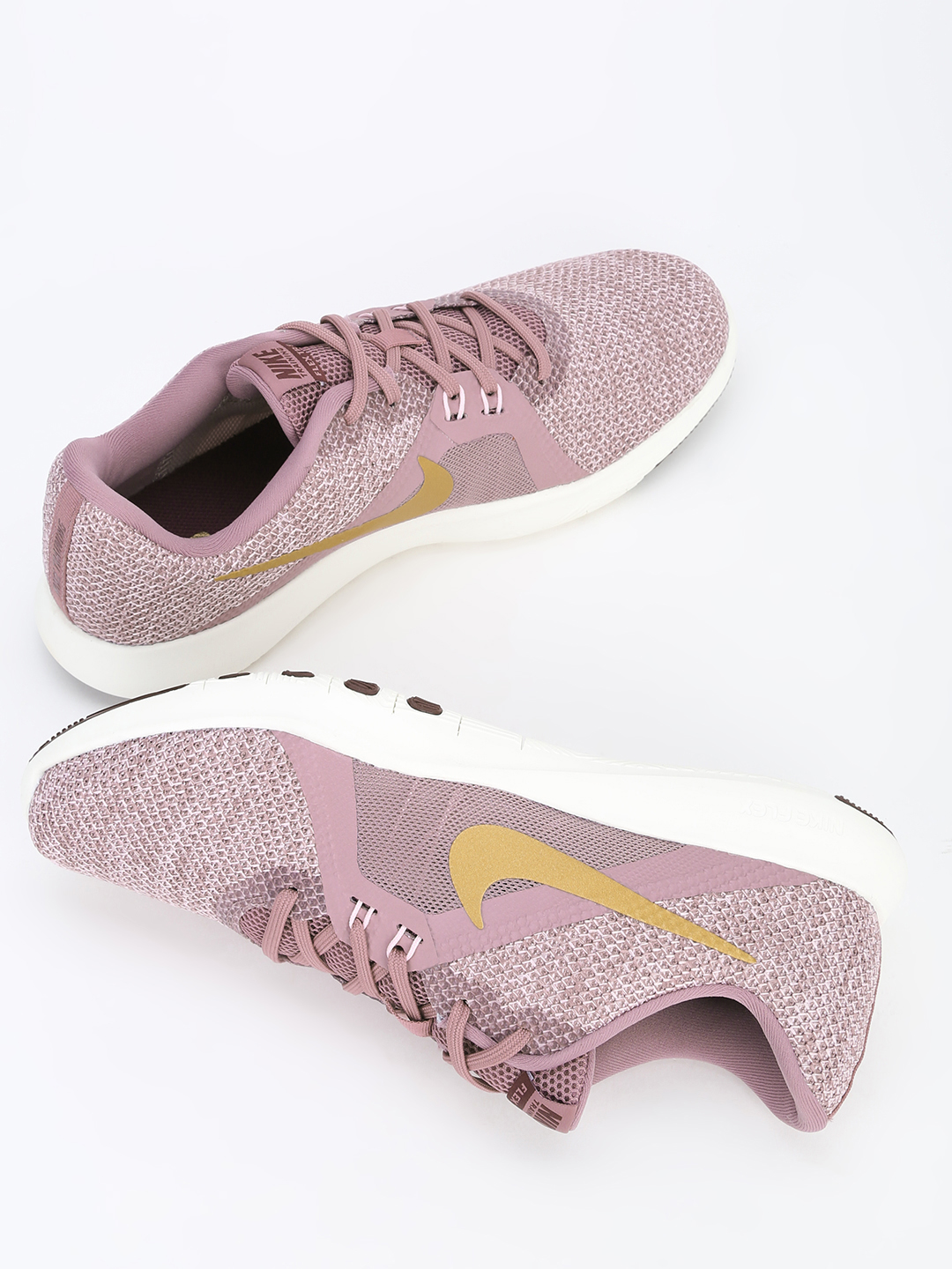 Nike Pink Flex  8 Amp Trainers 1