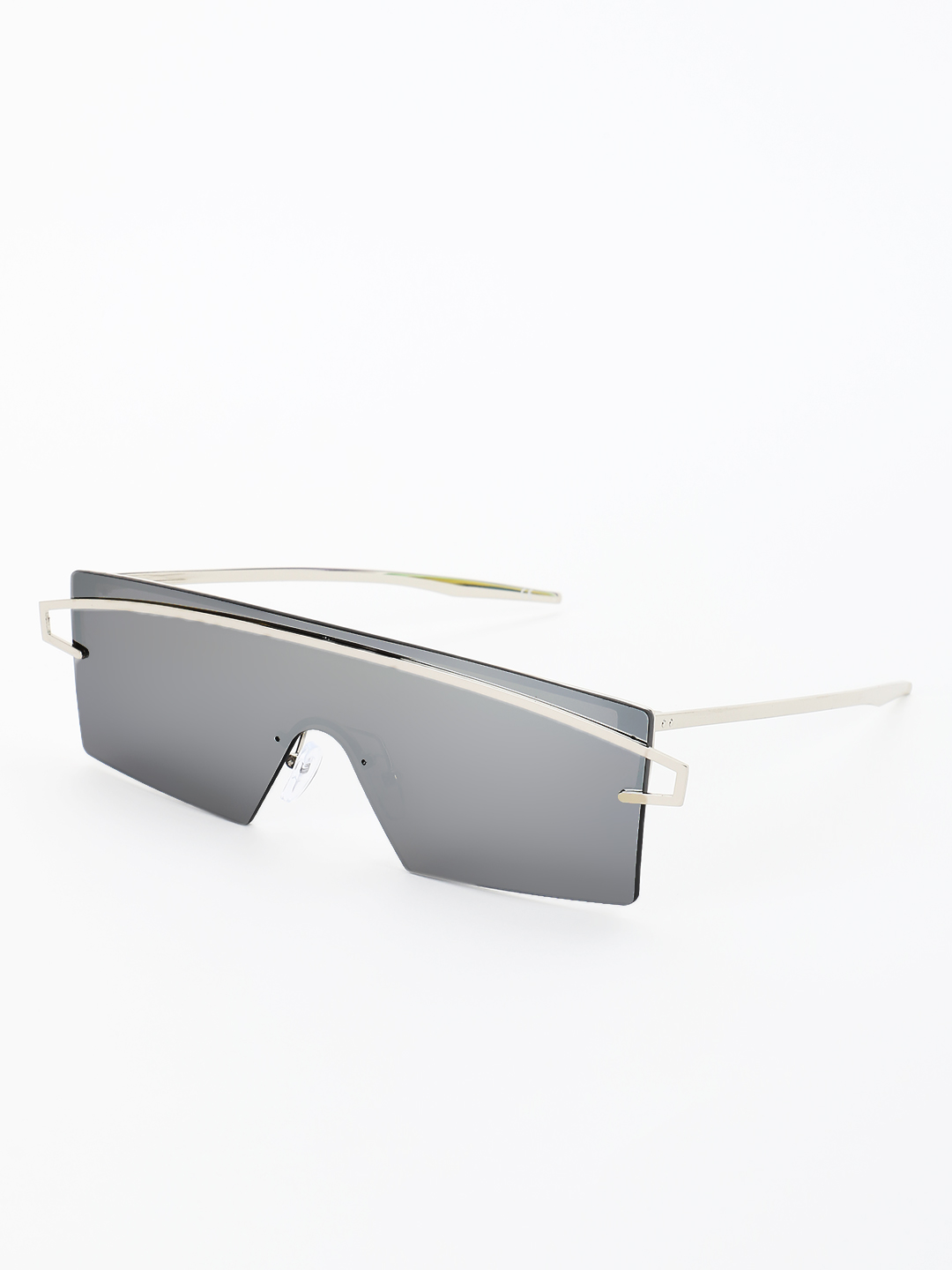 Style Fiesta Grey Coloured Lens Microlab Retro Sunglasses 1