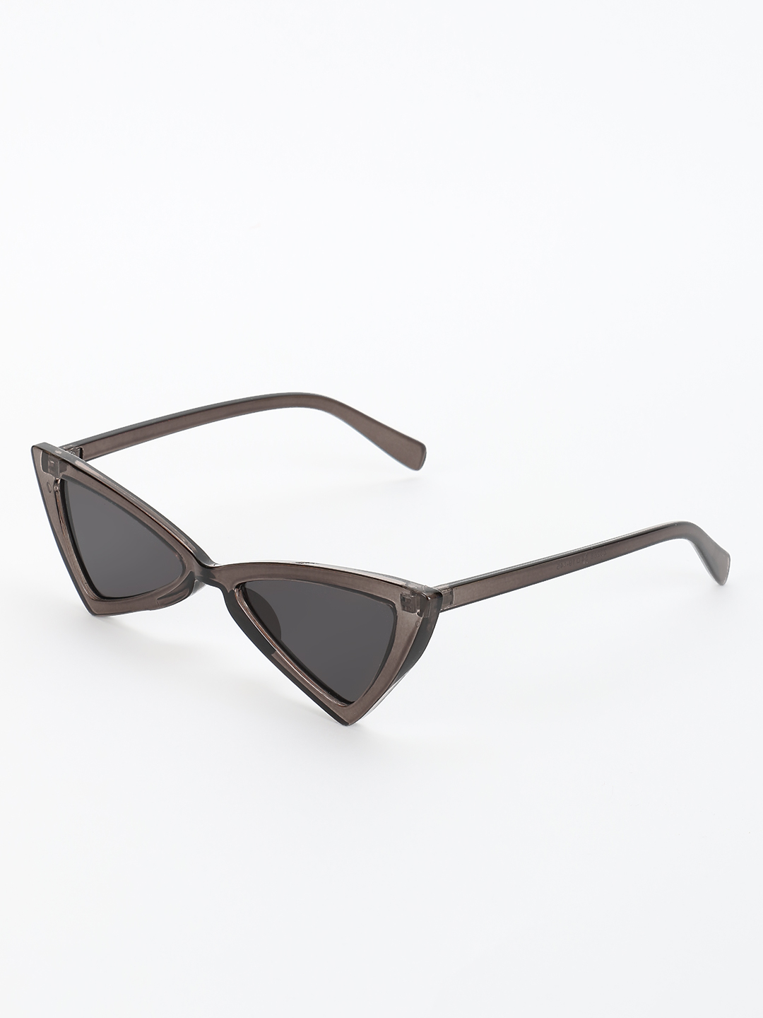 Style Fiesta Brown Coloured Lens Cateye Sunglasses 1