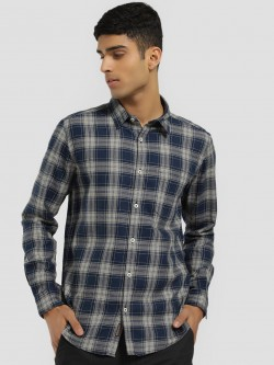 Buffalo Long Sleeve Multi-Check Shirt