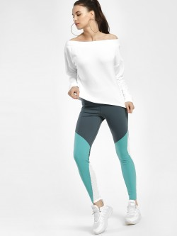 REEBOK Lux Colour Block Tights