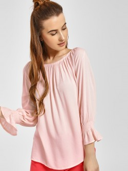 LC Waikiki Basic Bell Sleeve Top