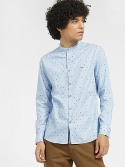 Flying Machine All Over Printed Casual Shirt