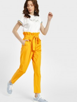 Ri-Dress Paperbag Waist Trousers