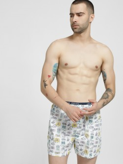 Jack & Jones Video Game Print Boxers