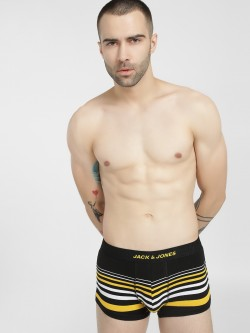 Jack & Jones Mark Stripe Print Trunks