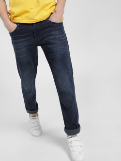 Lee Cooper Dark Wash Slim Jeans