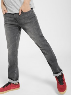Lee Cooper Mid Wash Slim Jeans