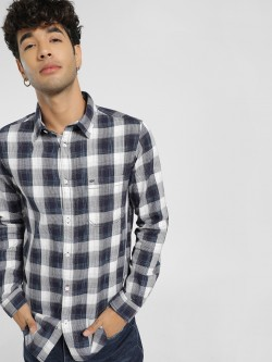 Lee Cooper Buffalo Check Casual Shirt