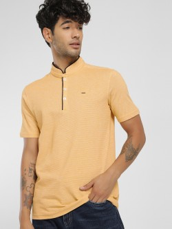 Lee Cooper Knitted Polo Shirt