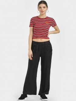 MIWAY Woven & Elasticated Waist Trousers