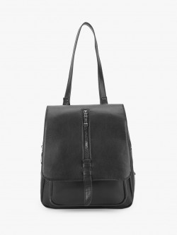 Paris Belle Front Zipper Backpack