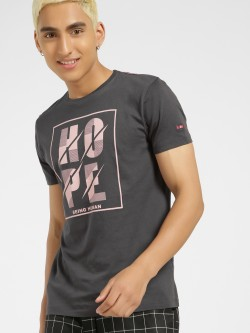 Being Human Hope Placement Print T-Shirt