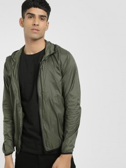 SKULT By Shahid Kapoor Woven Casual Windcheater