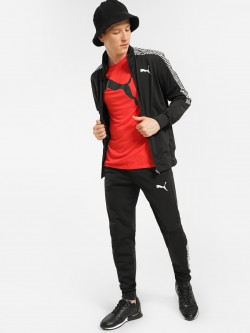 Puma Graphic Side Tape Track Suit