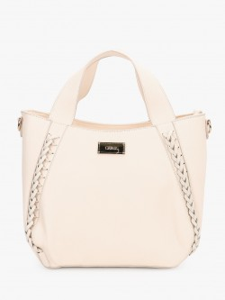 Ceriz Braiding Detail Handbag