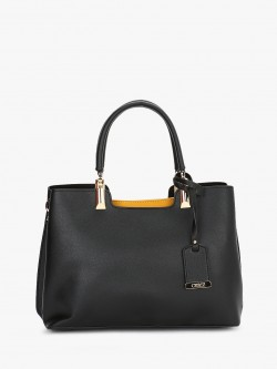 Ceriz Hardware Detail Handbag