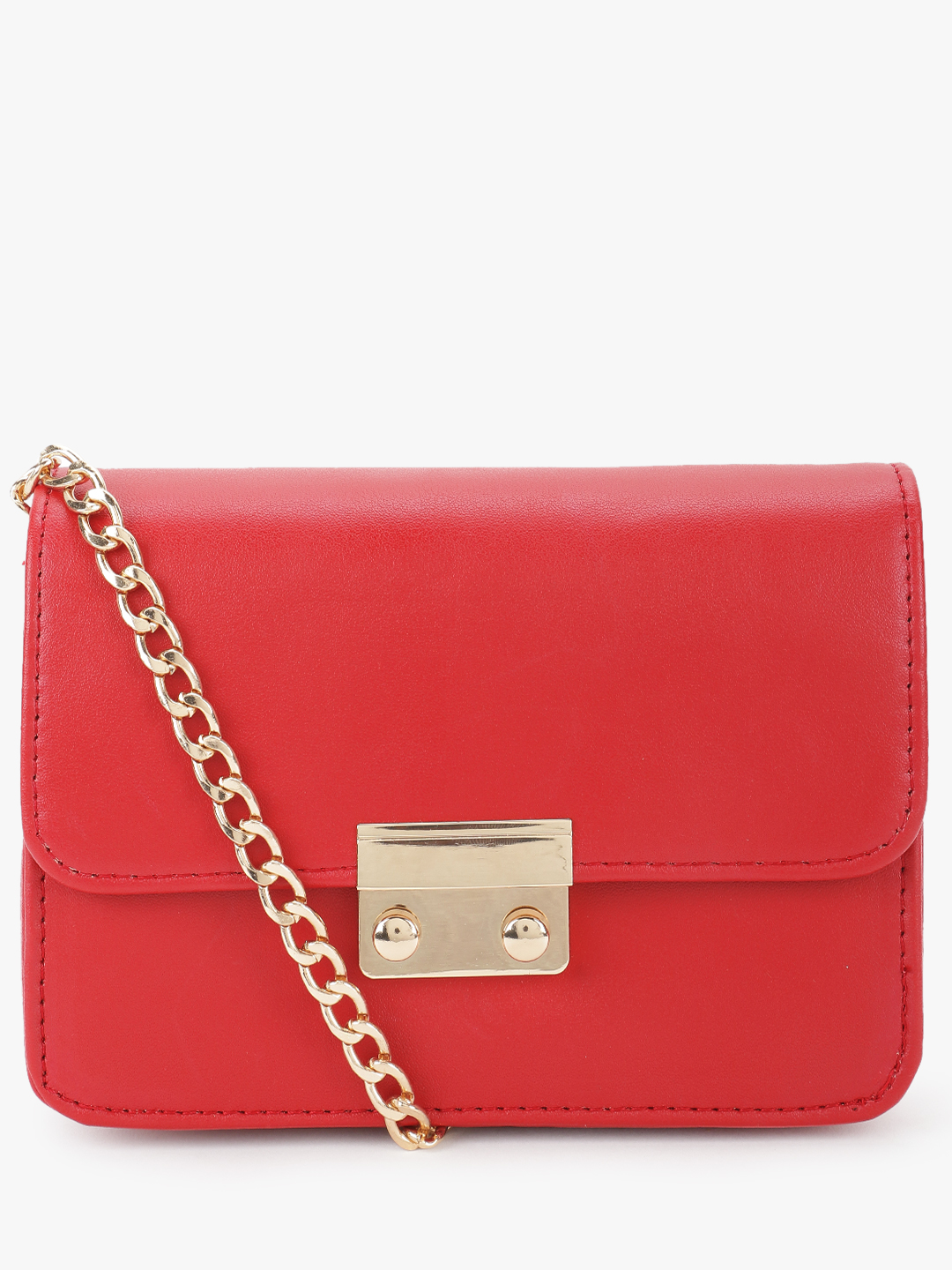 People Red Basic Sling Bag 1