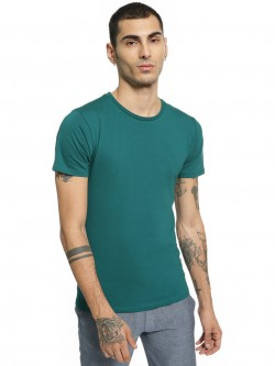 KOOVS Basic Muscle Fit T-Shirt