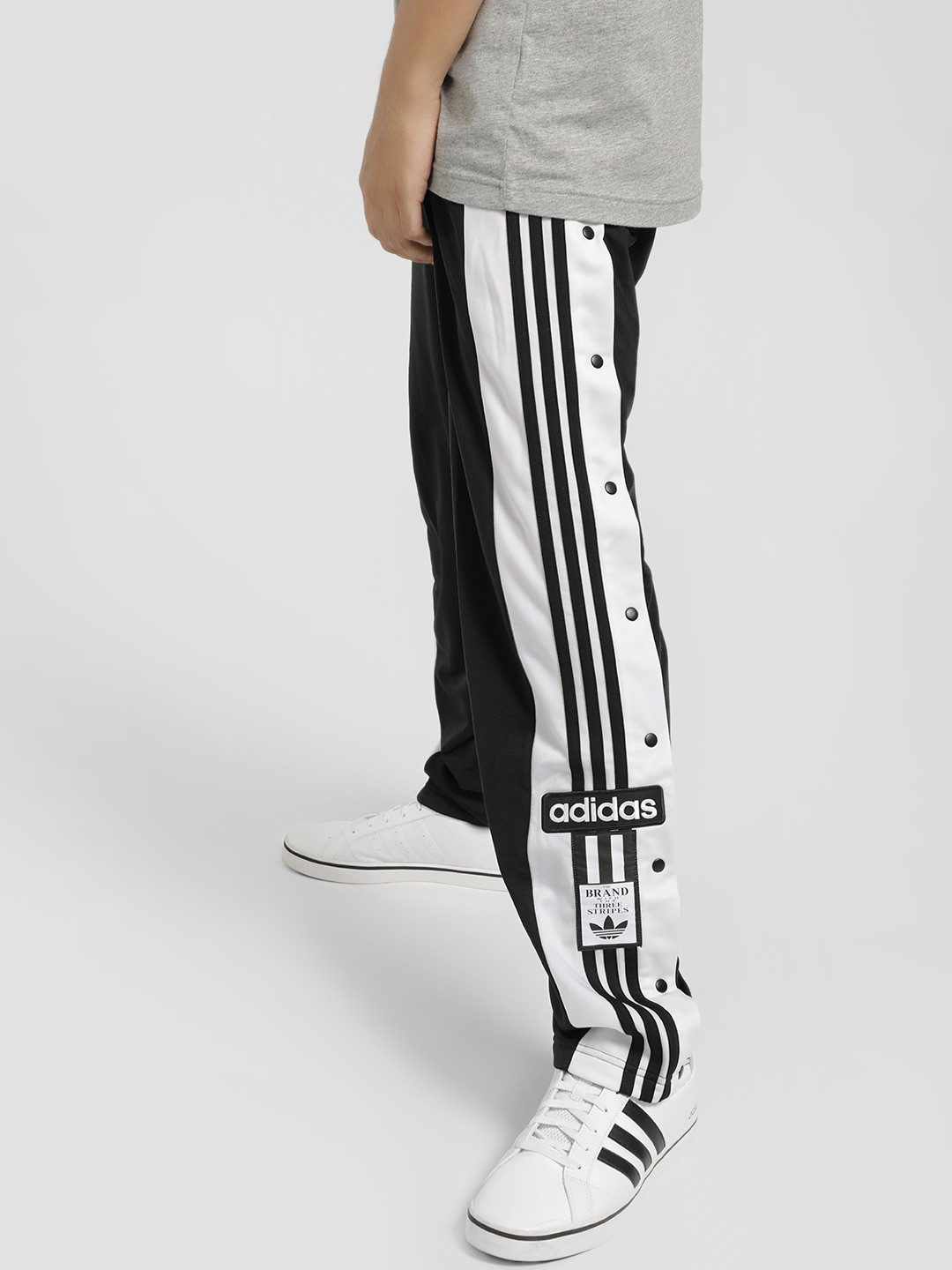Adidas Originals Black Adibreak Track Pants 1