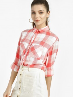 Sbuys Buffalo Check Shirt