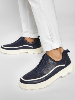 Kindred Contrast Lining Sneakers