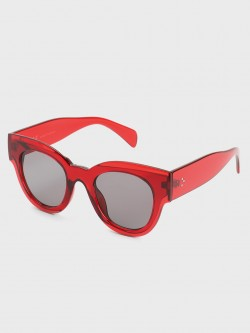 Pataaka Coloured Frame Retro Sunglasses