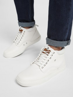 BRITISH KNIGHTS Mid Top Collared Casual Shoes