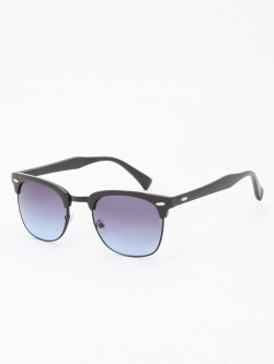 KOOVS Coloured Lens Classic Sunglasses