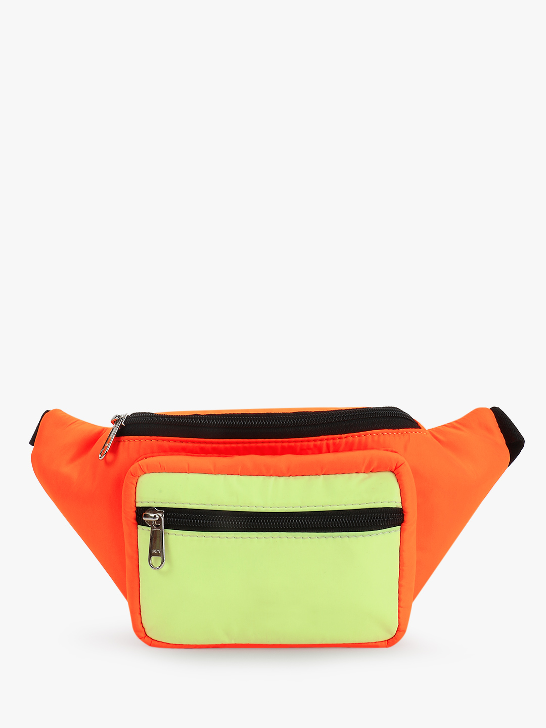 Paris Belle Multi Colour Block Bum Bag 1