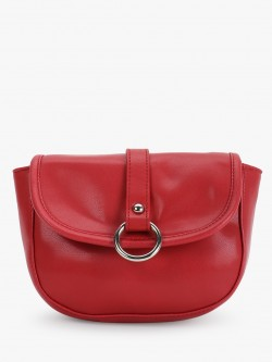 Paris Belle O-Ring Flap Bum Bag