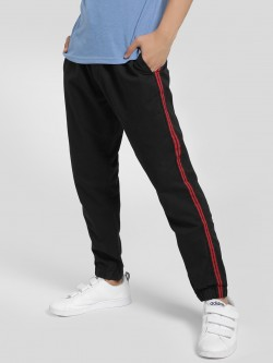 Brave Soul Contrast Side Tape Joggers