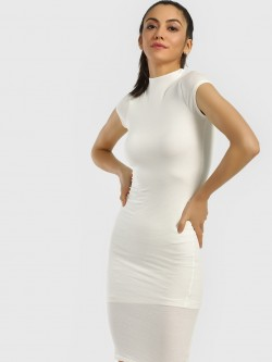 Iris Back Cut-Out Bodycon Dress