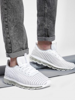 361 Degree Knitted Performance Running Trainers