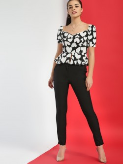 New Look Basic Slim Trousers
