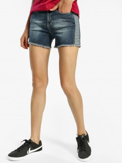 Lee Cooper Light Wash Denim Shorts