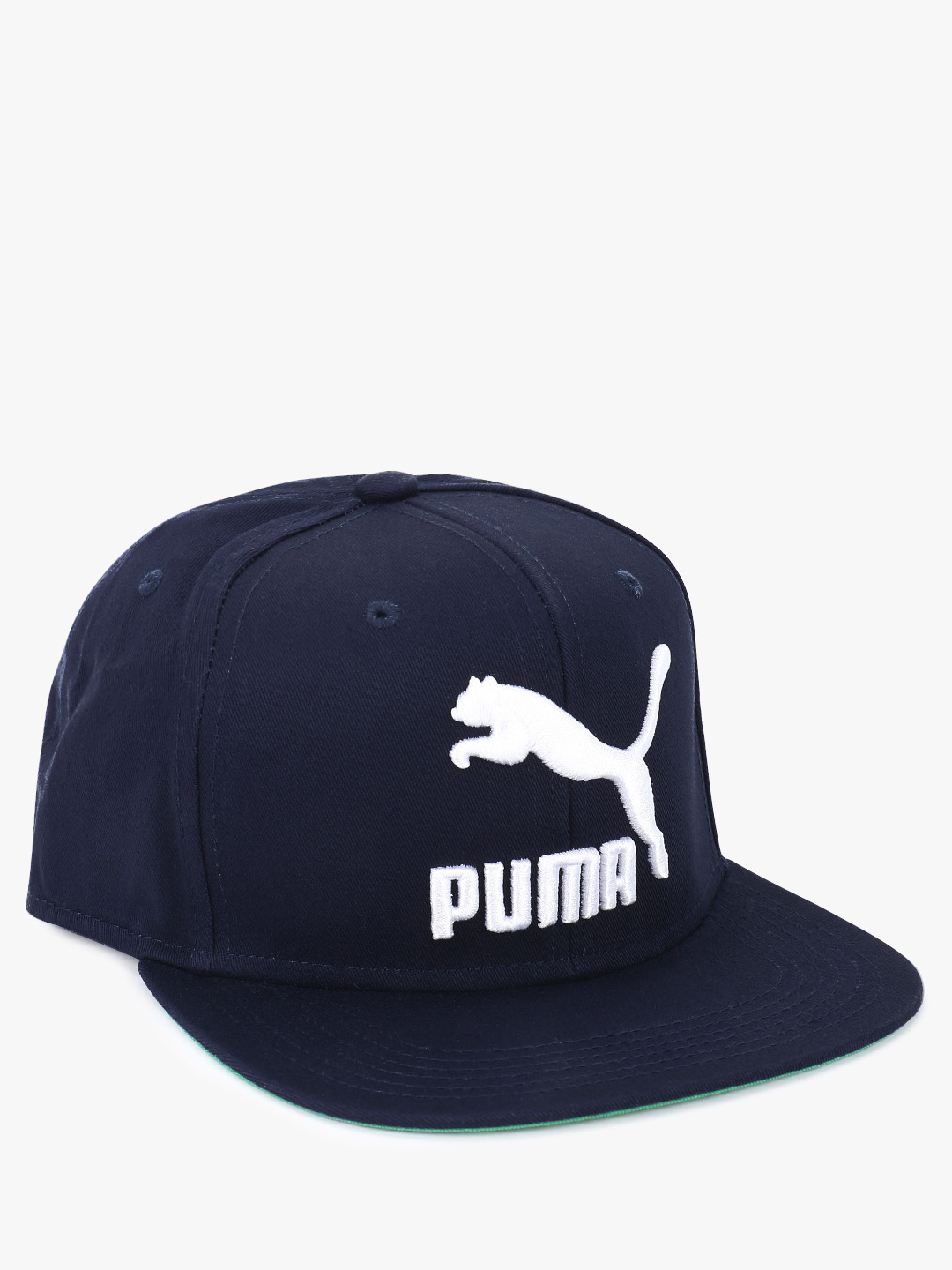 Puma Blue LS Colour Block Cap 1