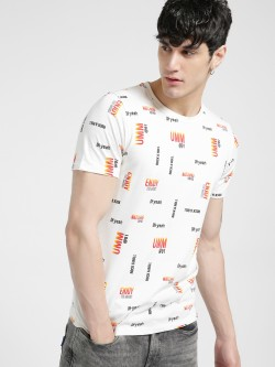 UMM All Over Printed T-Shirt