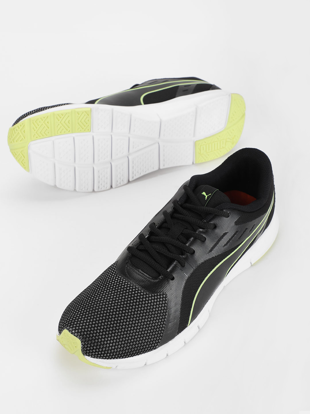 Puma Black Felix Runner IDP Shoes 1