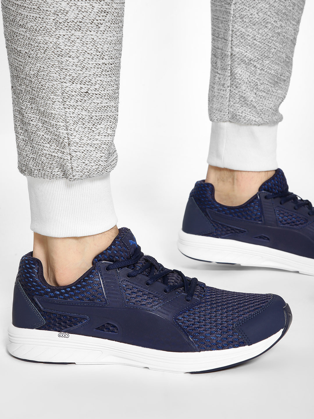 Puma Blue NRGY Driver IDP Shoes 1