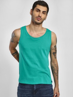 Alcott Basic Scoop Neck Vest