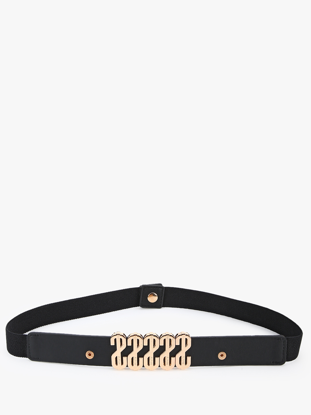 JAWBREAKER Black Dollar Sign Belt 1