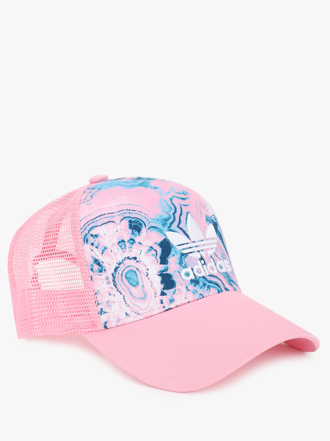 Adidas Originals Pink Trucker Cap 1