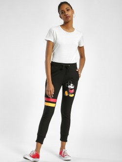 Free Authority Mickey Mouse Placement Print Cropped Joggers