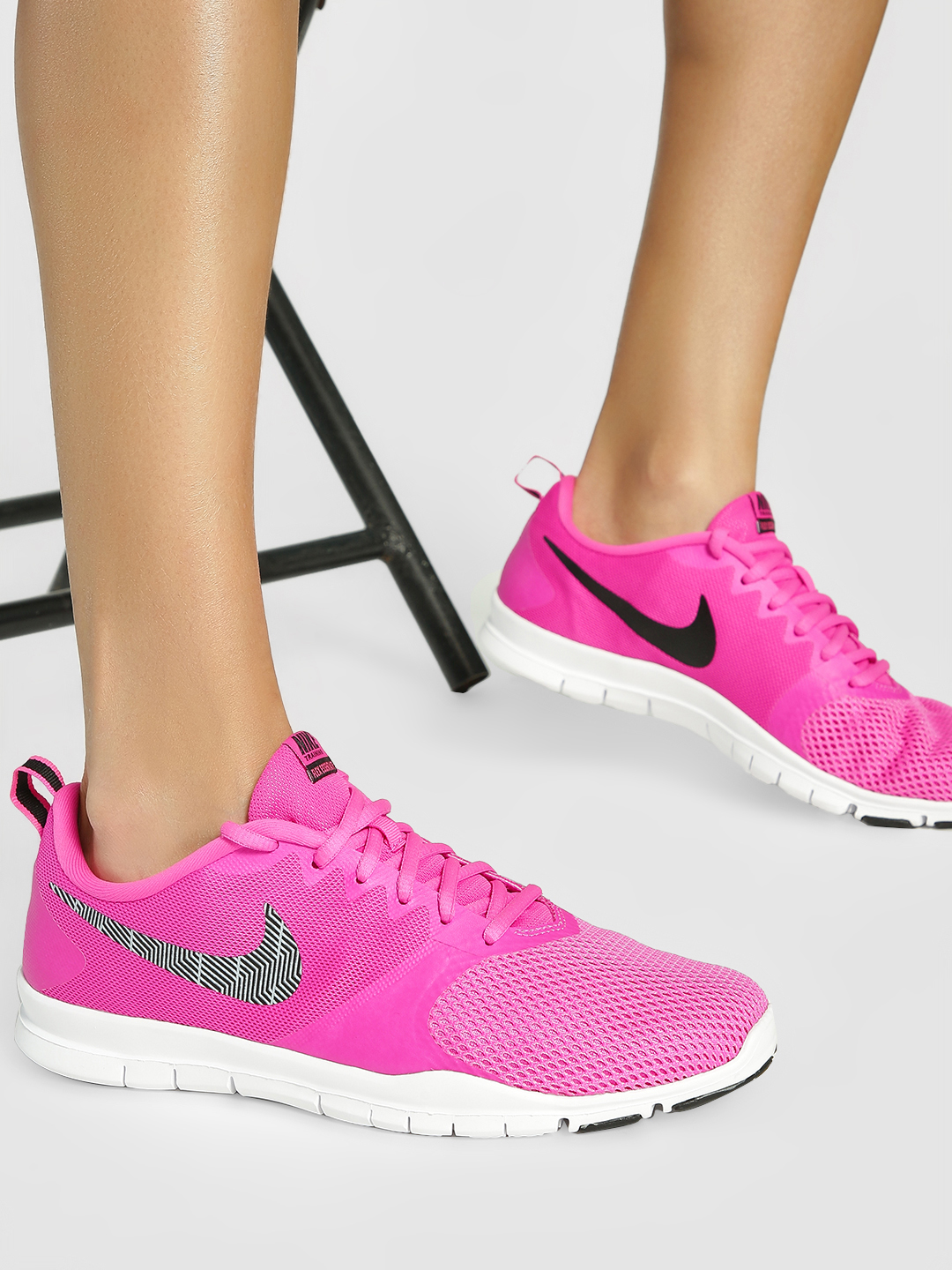 Nike Pink Flex Essential Trainers 1