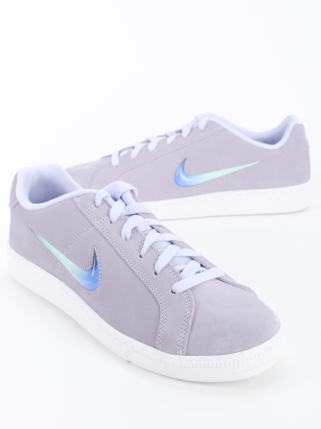 Nike Purple Court Royale Premium Sneakers 1